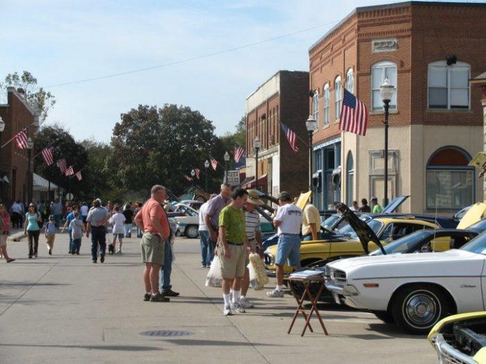 9. Scenic Drive Festival, Van Buren County