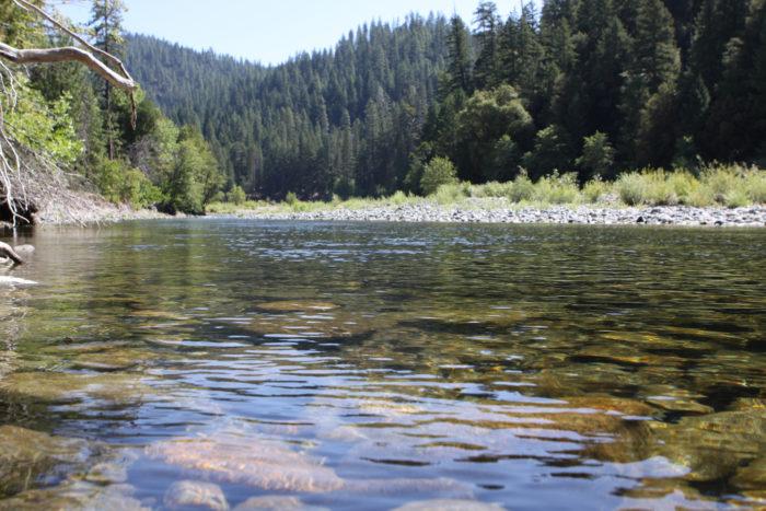 1. Trinity Lake