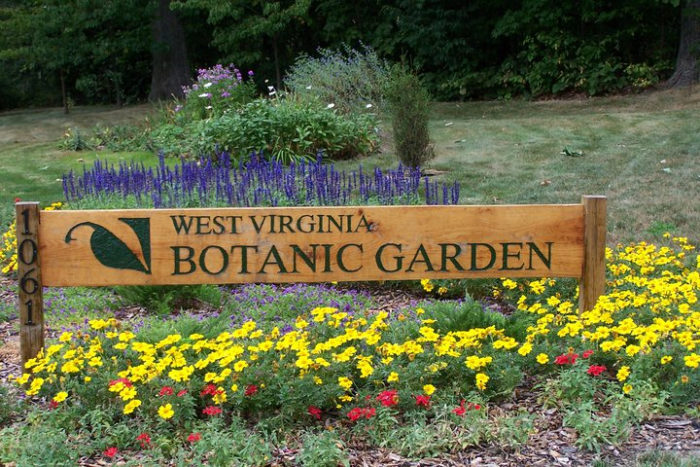 The West Virginia Botanical Garden Can Be Found On Tyrone Road.