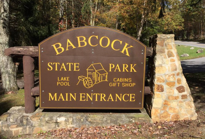 Babcock State Park is one of the most picturesque places in West Virginia.