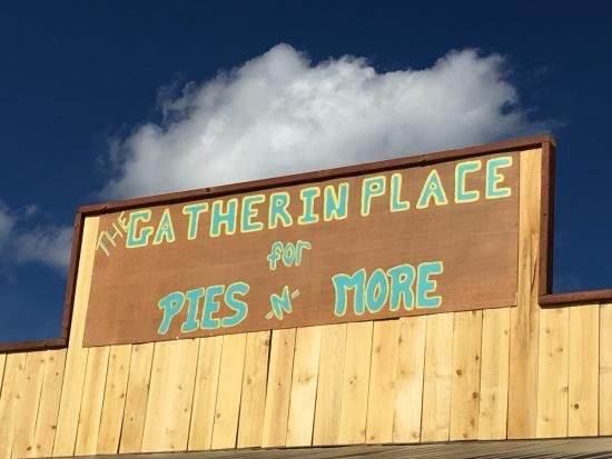 4. Gatherin' Place, Pie Town