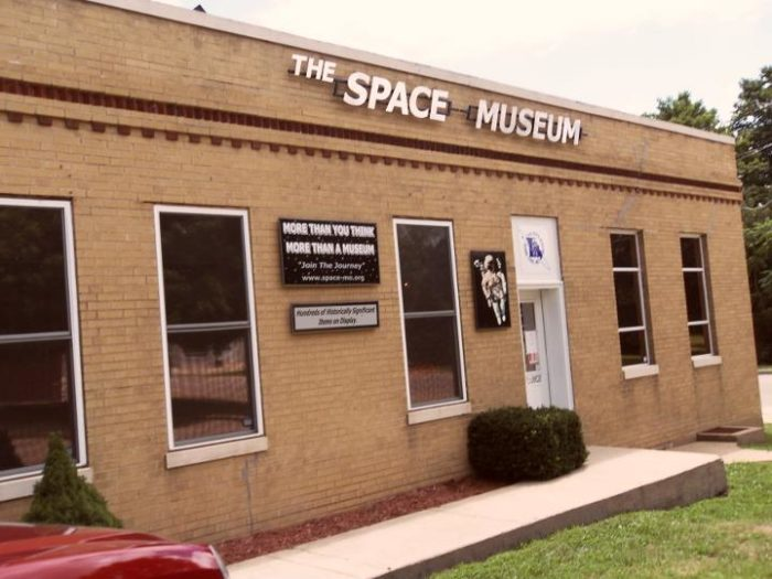 4. The Space Museum - Bonne Terre