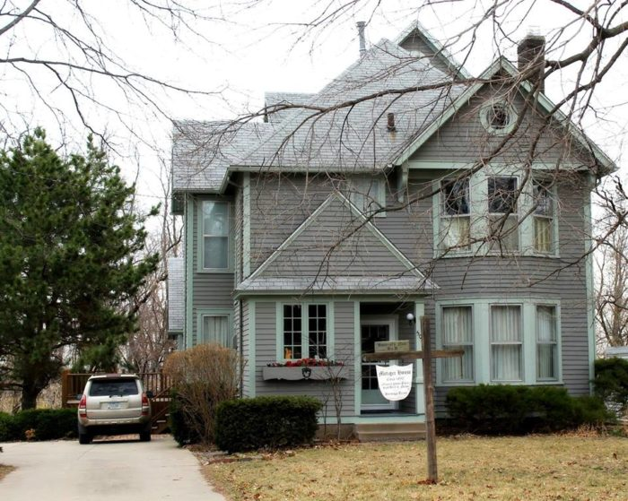 3. Squirrel's Nest Bed & Breakfast LLC, Burlington