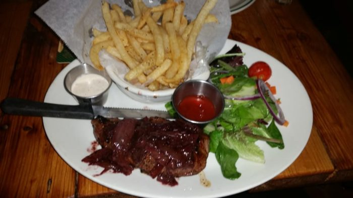 st arnolds on jefferson food