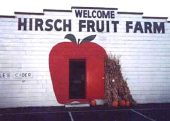 2. Hirsch Fruit Farm (Chillicothe)