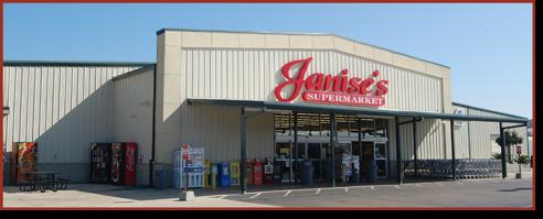 3. Janises Supermarket & Deli, 147 Oak Tree Park Dr., Sunset