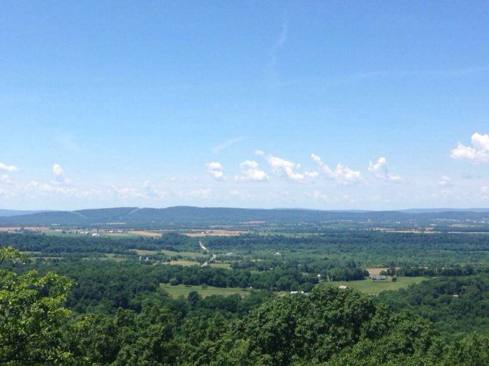 SugarLoaf Mountain is located at 7901 Comus Road in Dickerson Maryland. A quick drive from DC, it should definitely be on every Washingtonian's bucket list!
