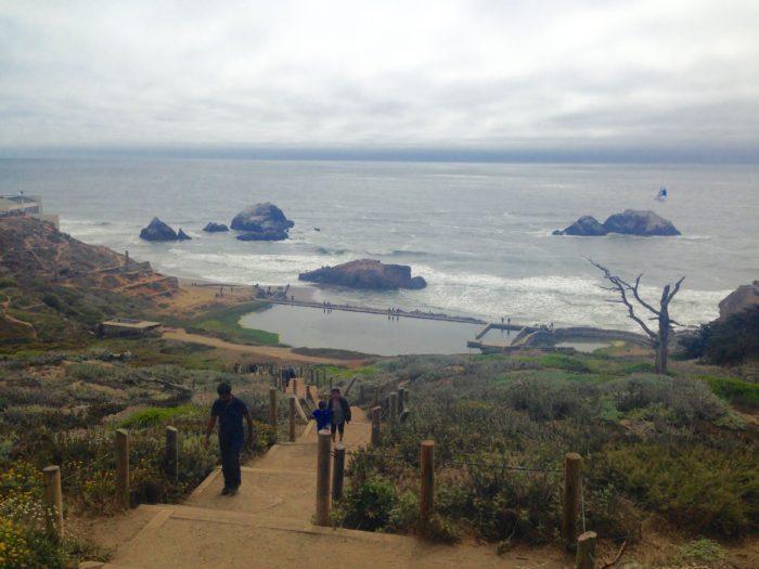 7. Sutro Baths: 680 Point Lobos, San Francisco.
