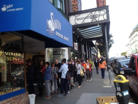 6. Swan's Oyster Depot