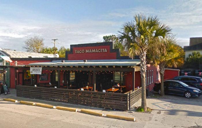 4. Taco Mamacita - Sullivan's Island
