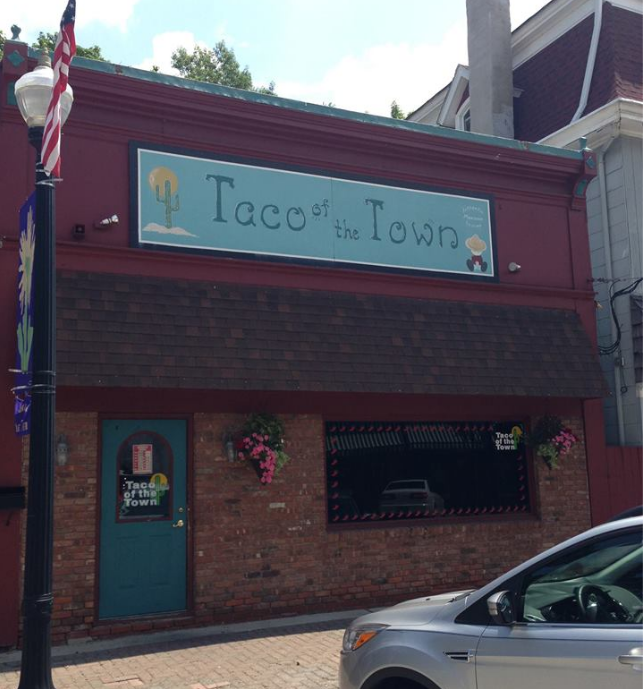 12. Taco of the Town, Sussex