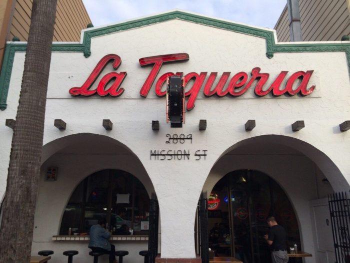 2. La Taqueria
