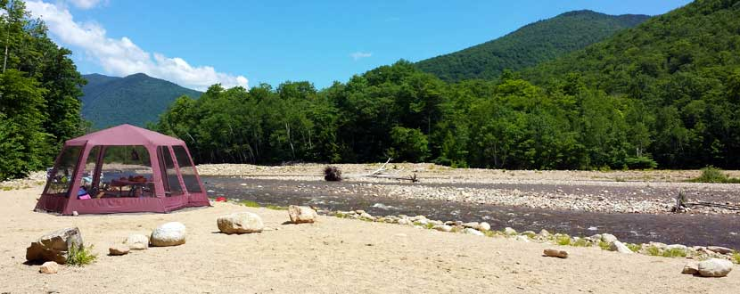 These Riverside Campsites In New Hampshire Will Make Your ...