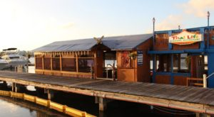 You'll Want To Visit This Unique Floating Restaurant In Florida