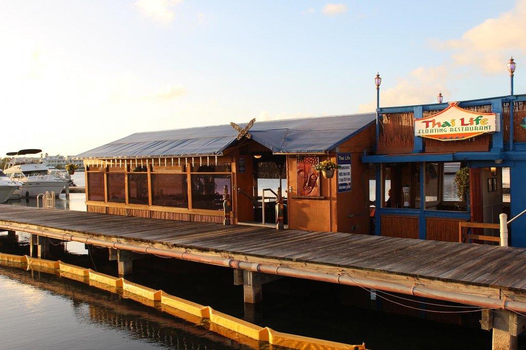 Thai Island Restaurant Key West