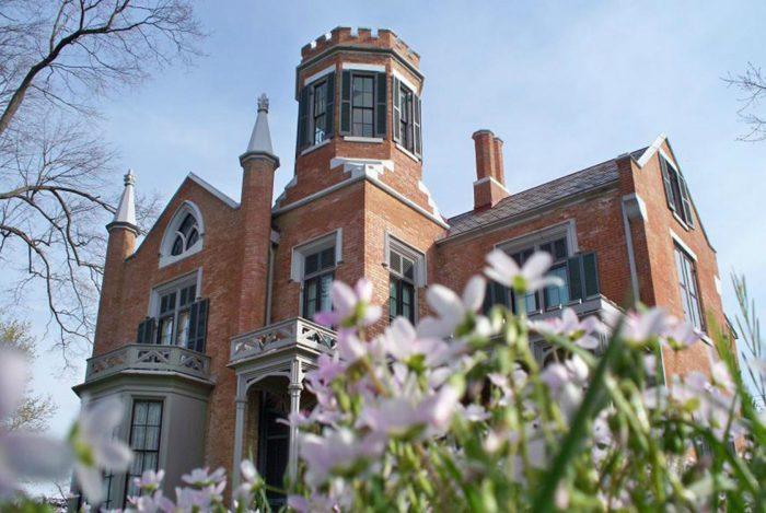 4. The Castle (Marietta)