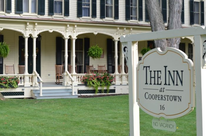3. The Inn - Cooperstown