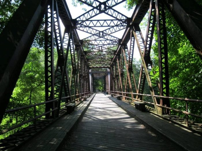 Together the Hudson Valley Trail Network (covering 18 miles of New York) took home this year's spot in the Hall of Fame.
