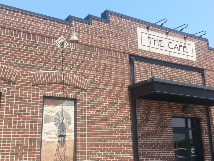 Breakfast, Day 2: The Cafe, Ames