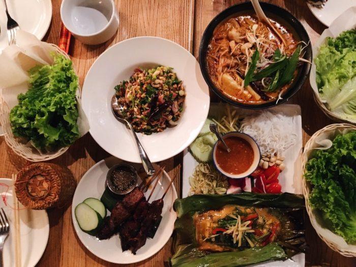 thip khao food