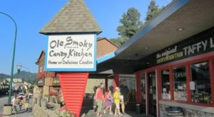 This Massive Candy Store In Tennessee Will Make You Feel Like A Kid Again