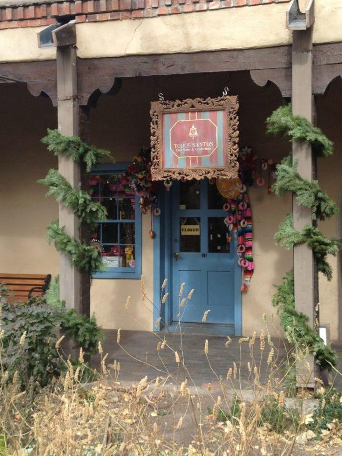 2. Todos Santos, 125 E Palace Avenue, Santa Fe