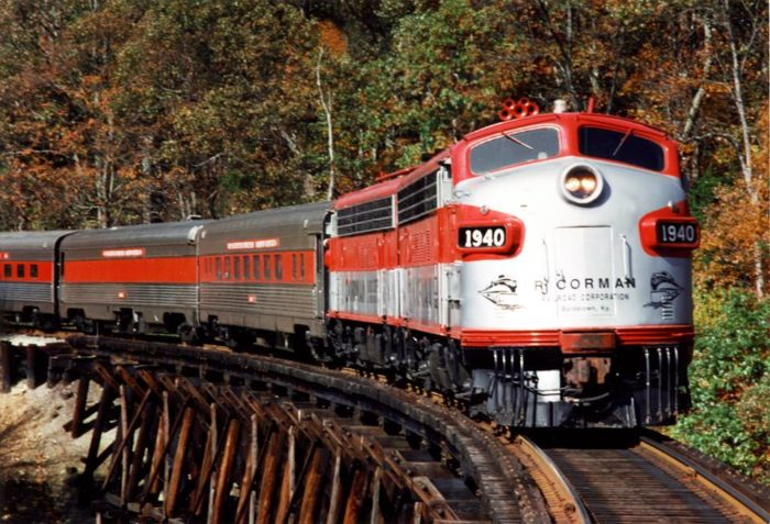 Nashville Used Cars >> Take This Fall Foliage Train Ride Through Kentucky For A ...