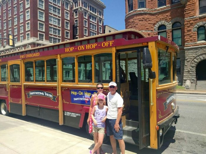 Everyone, kids and seniors alike, will have an unforgettable experience with Big D Fun Tours.