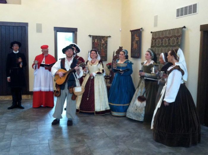 tudor rose players