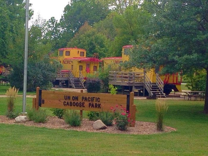 They have each been remodeled and made into comfortable cabins that can accommodate up to six people. The caboose cabins are definitely not luxury accommodations, but they are a lot of fun, especially for train enthusiasts.