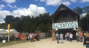 1. Backwoods Fest (Thornville)