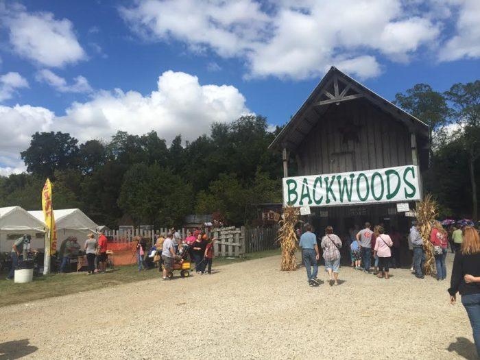 1. Backwoods Fest (Thornville)