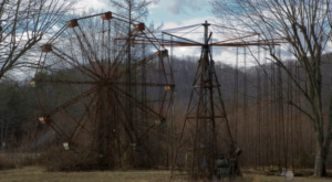 A Trip To This Haunted Amusement Park In West Virginia Is Truly Terrifying