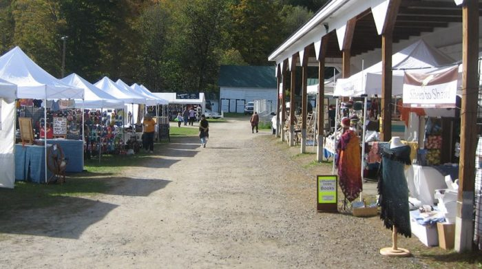 11.  Vermont Sheep & Wool Festival - October 1st & 2nd