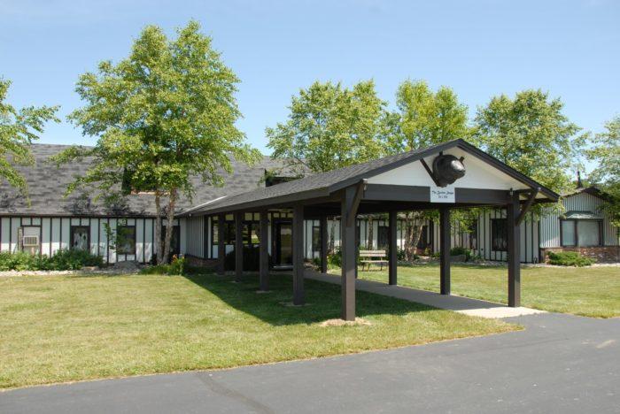 3. The Restaurant at Walhill Farm - Batesville