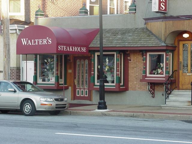 Walter's Steakhouse, Wilmington