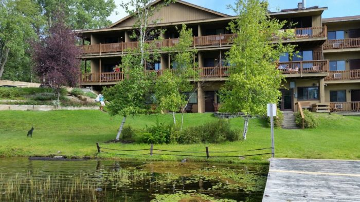 7. Water's Edge Inn - Old Forge