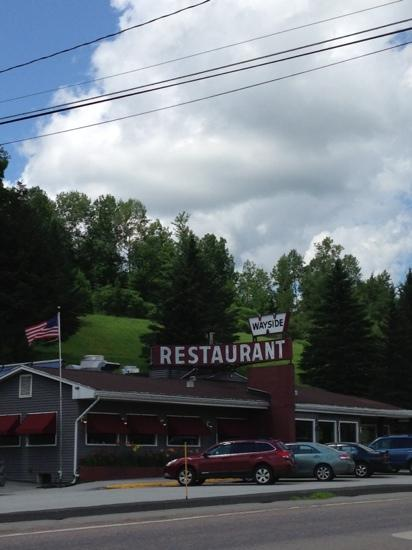 4.  Wayside Restaurant and Bakery - 1873 US Rte 302, Montpelier
