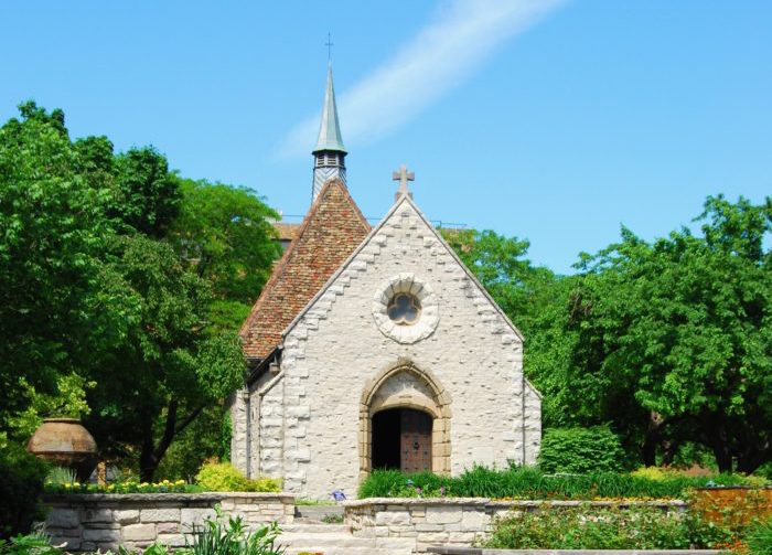The Joan Of Arc Chapel Is A Stunning Historic Chapel In