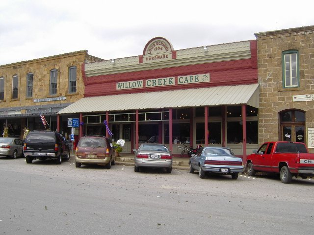 7. Willow Creek Cafe (Mason)