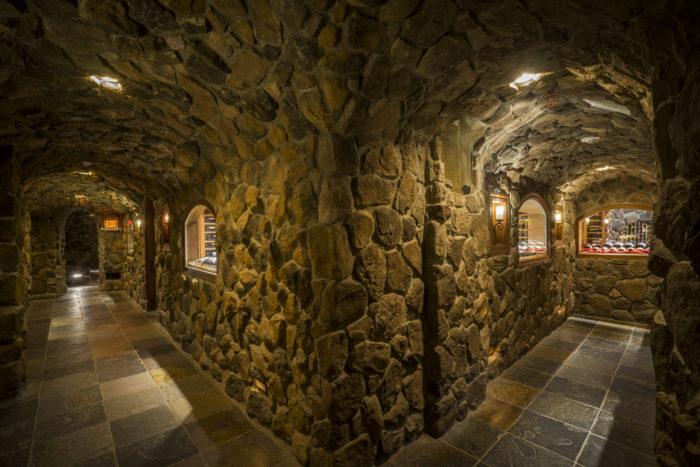 Through The Cellar