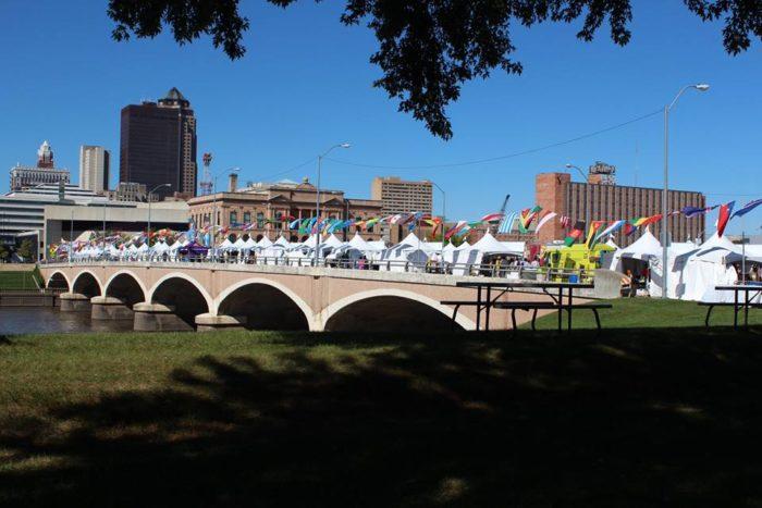 12. World Food & Music Festival, Des Moines