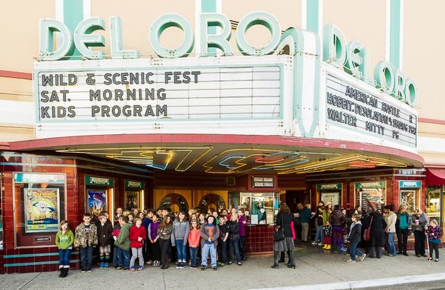 Looking for some entertainment? Visit Nevada City in January and be delighted by a one of a kind film festival, the premier event in the country for environmental film makers. It's easy to see how the Wild & Scenic Film Festival made its home here. The town is surrounded by the beauty of the Sierra Nevada forests and mountain range.