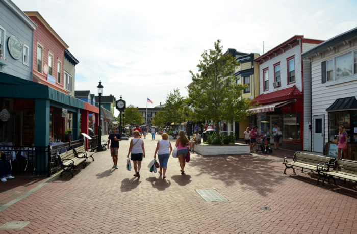 The abundance of activities also adds to the friendly feel of Cape May.