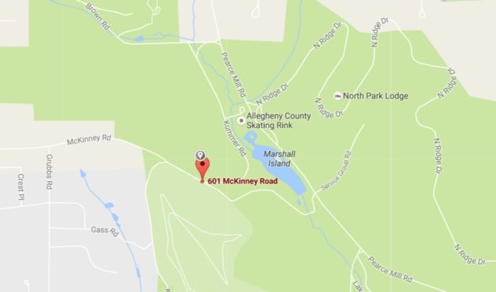 1. Gravity Hill – 601 McKinney Road, Allison Park