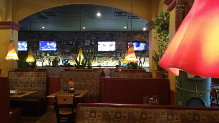 1. Emiliano's Mexican Restaurant & Bar – 2557 E. Carson Street