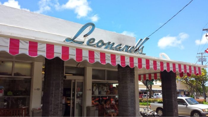 1. Leonard's Bakery, Honolulu