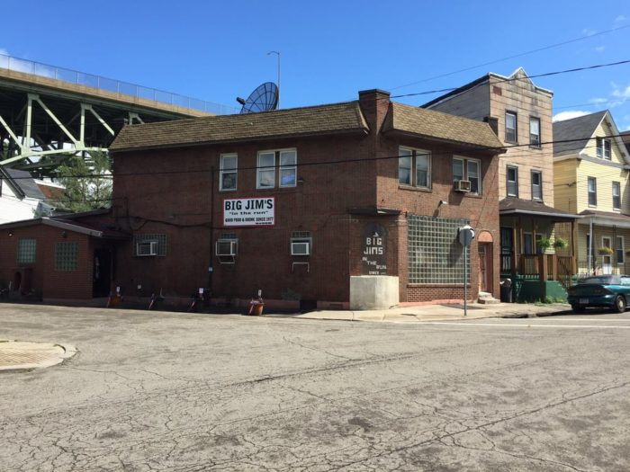 10. Big Jim's Restaurant and Bar– Pittsburgh