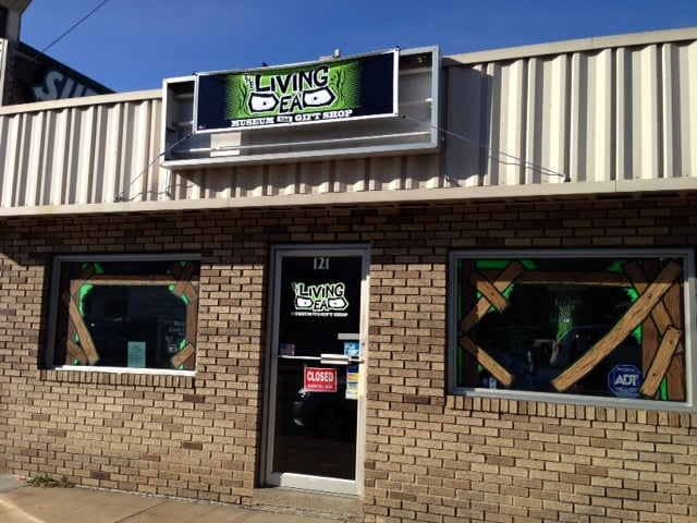 10. Living Dead Museum – 121 E Main Street, Evans City