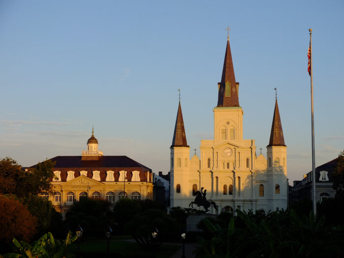 4. St. Louis Cathedral